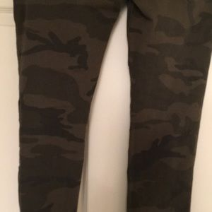 Buffalo David Bitton Jeans - Camo motto jeans